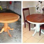 kitchen table refinishing ideas refinishing kitchen table and chairs ideas fresh refinishing