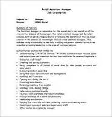 Resume Job Description by Job Description For Shift Manager Resume Examples Professional