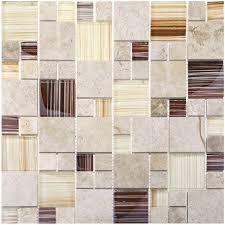 Marble Mosaic Backsplash Tile by Stone Marble Mosaic Tile Glass Mosaic Kitchen Tile Backsplash