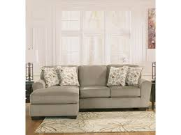 Ashley Furniture Leather Sectional Ashley Furniture Patola Park Patina 2 Piece Sectional With Left