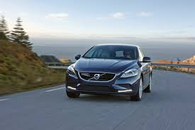 volvo v40 d4 with new drive e powertrains the most powerful