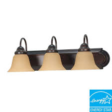 oil rubbed bronze bathroom light fixtures lowes lighting light up your space with lowes vanity lights