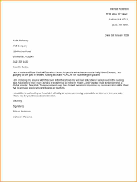 A Good Example Of A Resume Examples Of A Good Cover Letter Cover Letter Database