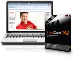 membuat video streaming dengan xp broadcam video streaming and broadcasting software