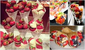 fruit table display ideas how amazing are these fruit bar ideas for weddings and parties