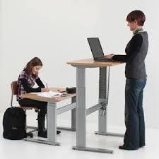 bureau ajustable retrouvez les 5 meilleurs bureaux relevables meilleure note