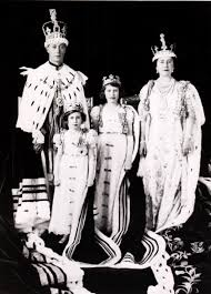 king george vi king george vi queen mother princess elizabeth and princess