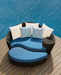 Outdoor Deck Furniture by Gorgeous Blue Deck Furniture For Your Patio Furniture Piinme