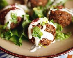 cuisine libanaise facile recette falafels libanais express
