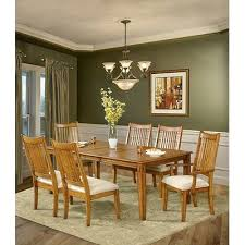 Light Oak Dining Room Sets 12 Best Dining Room Sets Images On Pinterest Table Settings