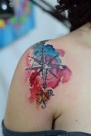 45 watercolor tattoos