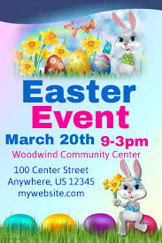 easter poster templates 28 images 16 easter poster templates