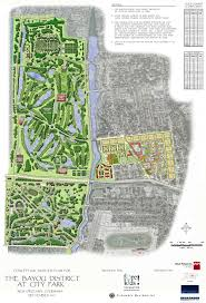 New Orleans Garden District Map by City Park New Orleans