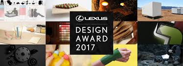 Operation Provide Comfort Awards Presents Lexus Design Award 2017 Shortlist