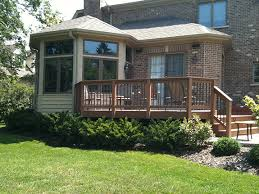 Deck To Sunroom Chicagoland Sunrooms 3 Season Rooms 4 Season Rooms Sun Porches