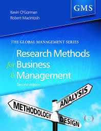 research methods for business and management a guide to writing