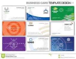 card business card template design