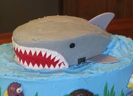 Hockey Cake Decorations Shark Cake Super Sweet Tooth