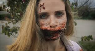 day of the dead zombie halloween mask the walking dead my zombie valentine youtube