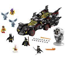 amazon com lego batman movie the ultimate batmobile 70917