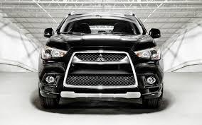 2000 Mitsubishi Outlander 2011 Mitsubishi Outlander Sport Se Awd Verdict Motor Trend