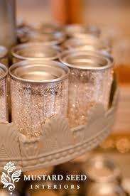 39 best glass glitter images on pinterest christmas ideas