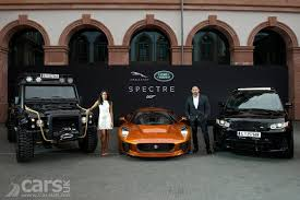 land rover defender svx land rover defender svx from james bond spectre up for grabs at