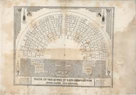 Cannon House Office Building Floor Plan Floor Of The House Of Representatives Of The United States 29th