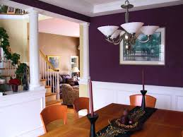 articles with dining room purple paint ideas tag appealing purple