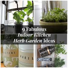 9 fabulous indoor kitchen herb garden ideas baking with bridget