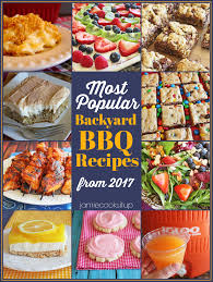 most popular summer bbq recipes from 2017