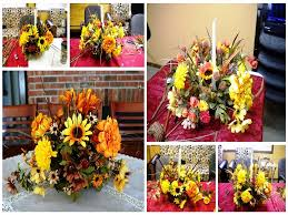 fall centerpiece ideas for decorating table three dimensions lab