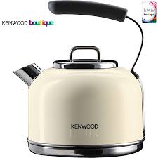 Kenwood Kettle And Toaster Kenwood Skm032 K Mix Traditional Boutique Kettle Almond Cream 2 2