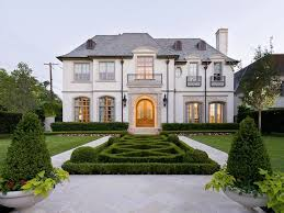 french home designs french chateau home exterior robert dame designs home building