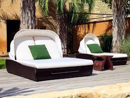 canape de jardin 25 idées élégantes de canapé de jardin design