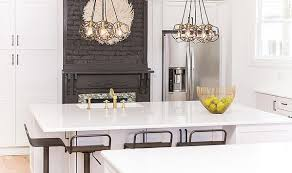 white kitchen cabinets with gold countertops white kitchen cabinets and countertops a style guide
