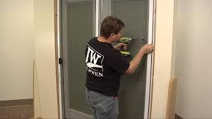 Replacement Patio Screen Doors Door Sliding Screen Door Replacement Kit Screen Sliding Door