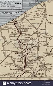 World War One Map by Map World War I Stock Photos U0026 Map World War I Stock Images Alamy