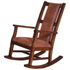 Rocking Chair Runners Wood U0026 Microfiber Rocking Chair Sedona Rc Willey Furniture Store