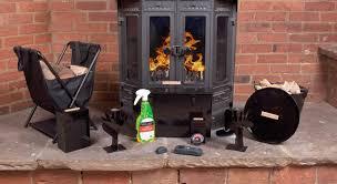 best wood burning fireplace accessories u2014 farmhouses
