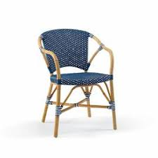 Blue Bistro Chairs Set Of Two Bistro Side Chairs Frontgate