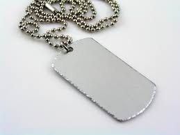 customized dog tag necklace with picture personalized dog tag necklace boyfriend gift dog tag
