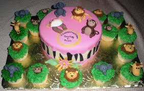 baby shower cupcakes jungle theme best cake 2017