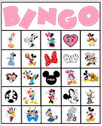 9 images minnie mouse printable party games minnie mouse