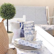 Greengate Interiors Greengate New Old Summer Winter Garden Sadie Blue