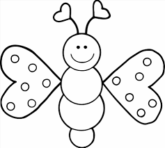 coloring pages of a butterfly newcoloring123