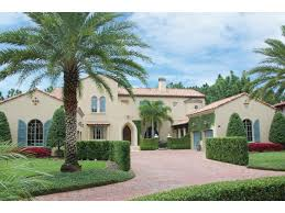 Spanish Style Exterior Paint Colors - spanish style homes plans so replica houses