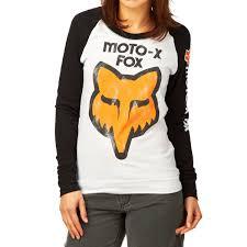 fox motocross t shirts fox moto x long sleeve t shirt white free uk delivery