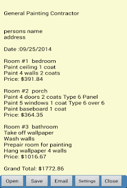 Estimating Painting by Painting Estimator 10 Android Apps On Play