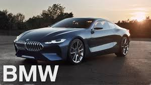 bmw concept car bmw concept 8 series return to a new era youtube